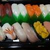 お持ち帰り寿司和 - 料理写真:うに入り14貫のセット980円