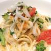 フィオリスカ - 料理写真:タリオリーニ~白身魚とブロッコリーのソース~