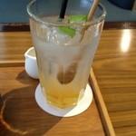 翠cafe - 柚子ソーダ