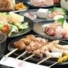 長右衛門 - 料理写真:コース料理は2時間飲み放題付コース3480円~☆