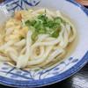 山下うどん - 料理写真:冷たいかけ