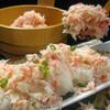 たいせつの空 - 料理写真:カニこぼれ寿司1200円