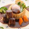 上野精養軒 - 料理写真:3153店特製ビーフシチュー