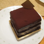 Petit ete - 生チョコレンガ¥350