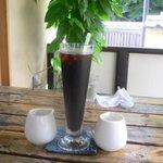 桂のさと - アイスコーヒー