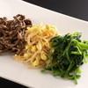 龍華園 - 料理写真:◆ナムル盛り合わせ