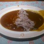 レストランアラスカ - ハヤシと野菜カレー