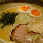 北海道ラーメン 味丸  - 味噌ラーメン