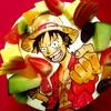 プティ・アミ - 料理写真:キャラクターデコレーション『ワンピース ルフィ』