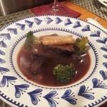 プティ・ジョア - 料理写真:牛ホホ肉の煮込み