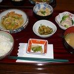 家庭料理 くれそん - 料理写真:日替わりランチ(780円)