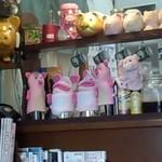 ゆーゆーらーさん - 豚ちゃんグッズがいっぱい