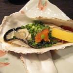 二代豊国 - シェル牡蠣