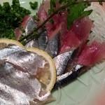 鮨丸 - 秋刀魚