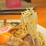 21641567 - 中細ストレート麺