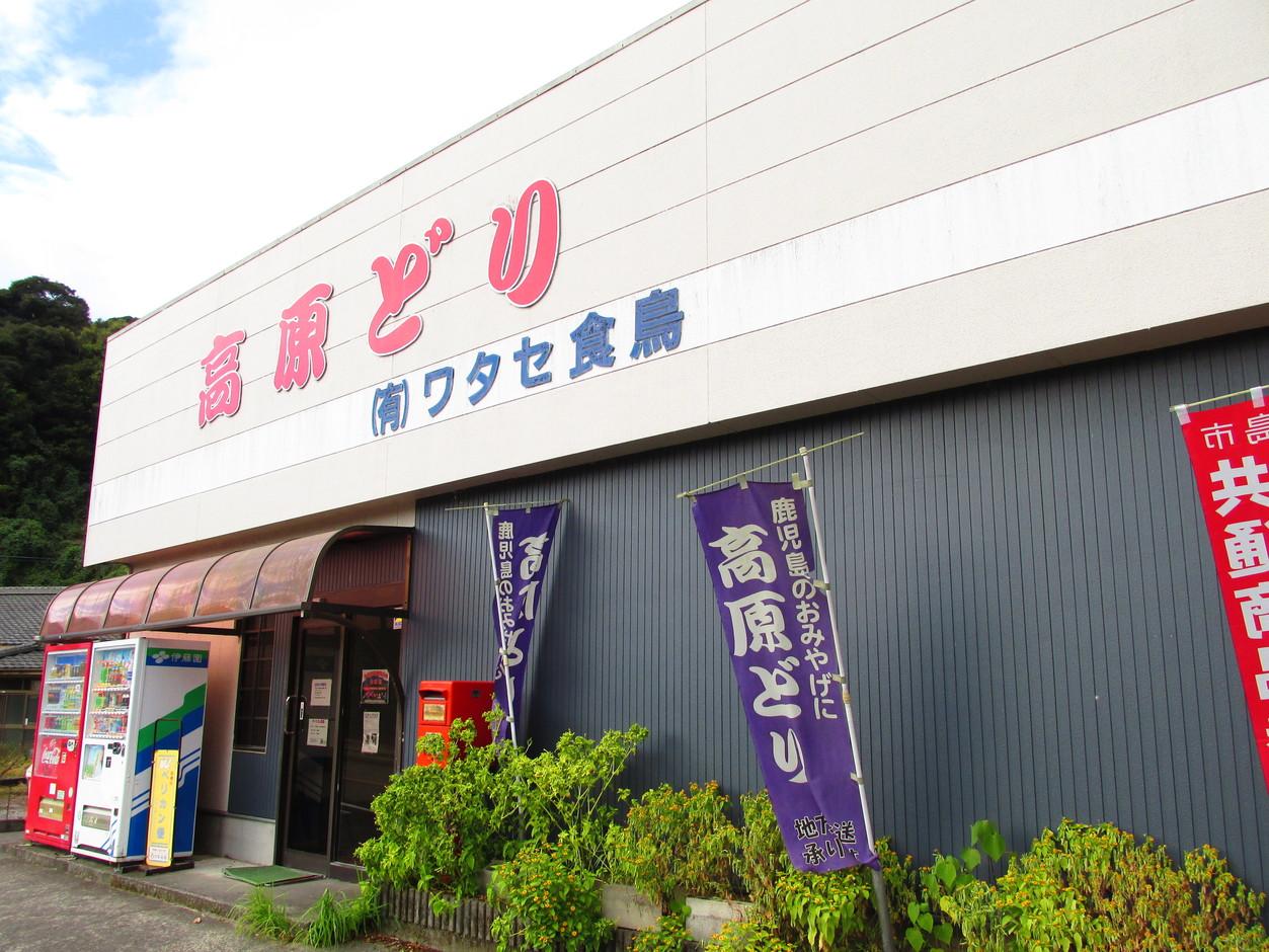 ワタセ食鳥 本店