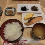 レストラン そら - 和定食(モーニングサービス)