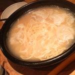 平太 - @炊き餃子定食@ちゃんぽん麺追加・餃子は4個入りです。。。。