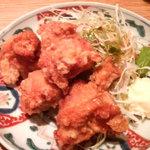 平太 - 唐揚げ(炊き餃子定食の1品)