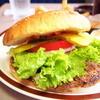 シーダイナー - 料理写真:ハンバーガー