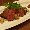 ワインハウス 南青山 - 料理写真:最高級A5ランク山形牛ステーキにはブルゴーニュの赤がよく合う