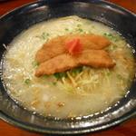 鳥料理 有明 - 軍鶏水炊きラーメン