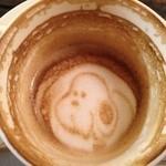 THE CAFE - フィニッシュ〜♪