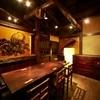 魚Den - 内観写真:2階の半個室のテーブル席。6~8名様迄。