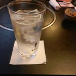 歌舞伎 - 麦焼酎水割り(壱岐)