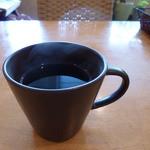 野菜屋ネロ チャコール グリル - コーヒーです。