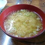 力餅 - ソースカツ丼 \730