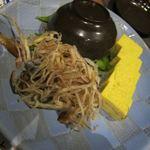 甘太郎 - 枝豆、厚焼、さきイカ