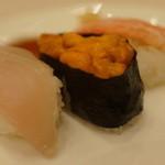 京王プラザホテル札幌 - 生寿司