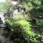 有喜堂 - お庭の木々
