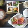 はな膳 - 料理写真:刺身御膳、茶わん蒸しご飯と味噌汁付き