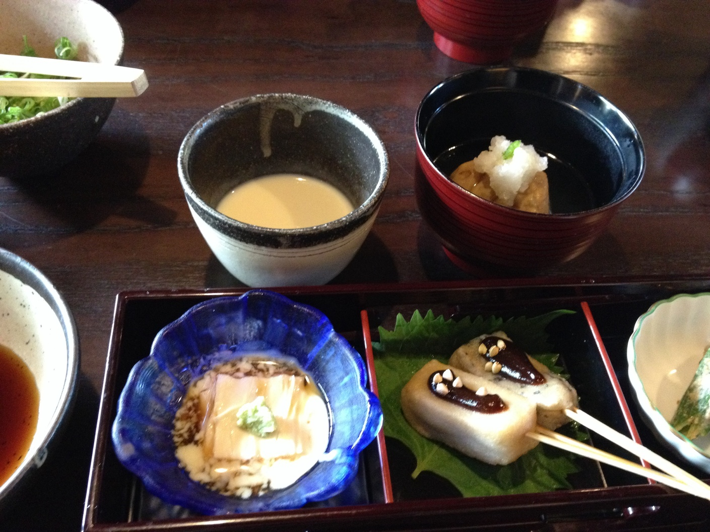 豆腐料理 松ヶ枝