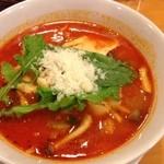 21709958 - トマト麺