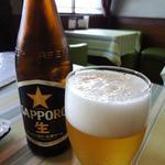 ボン ルパ - ドリンク写真:ビール