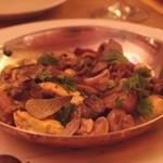 ボングウ・ノウ - Sep, 2013 ムール貝を滋味深い味わいで