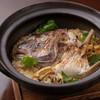 旬菜 おぐら家 - 料理写真:季節の旬魚を食材の出汁と。ふっくらと炊き上げる土鍋ごはん。