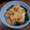 なか卯 - 料理写真:衣笠丼(並)390円