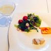 ビオ・レストラン クレール - 料理写真:前菜とスープ