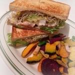 ザ スマイル - サンドイッチ