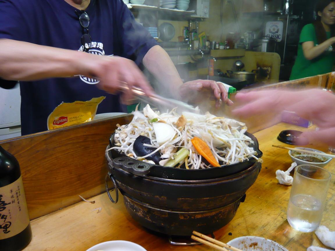 札幌成吉思汗 雪だるま 五条店