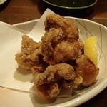 北の味紀行と地酒 北海道 - 北の黄金鶏ザンギ