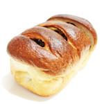 萌黄 - もっちりぶどう食パン (190円) '13 5月下旬