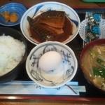 小料理 筑波 - さばみそ煮¥850