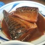 小料理 筑波 - さばみそ煮は定番の美味しさ