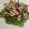 ファミリア - 料理写真:いいだこのサラダ