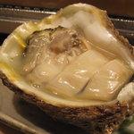 寿し屋の勘八 - 岩牡蠣♪
